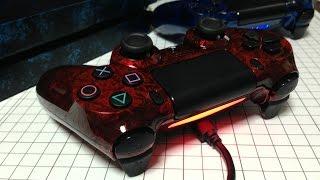 getlinkyoutube.com-PS4コントローラーの分解塗装方法