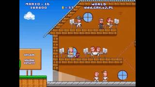 getlinkyoutube.com-Super Mario 3: Mario Forever 2004 | Human Laboratory World