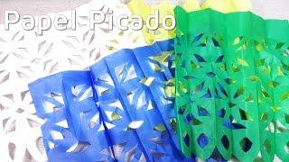 getlinkyoutube.com-Cómo hacer papel picado para el Día de Muertos | facilisimo.com