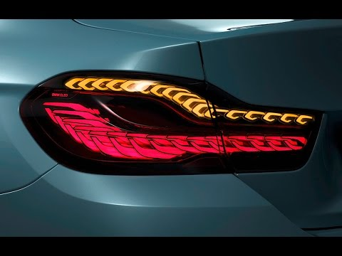 Лазерная оптика BMW