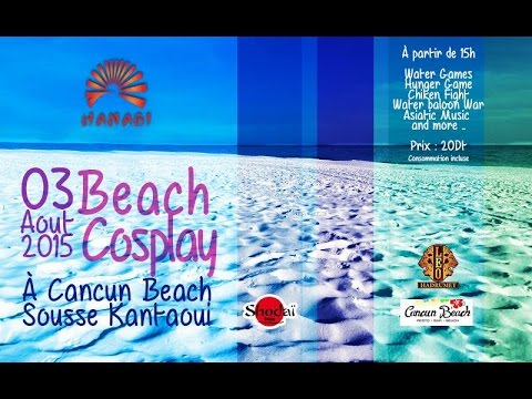 #4STRO TV Beach Cosplay Reportage