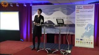 Turismkonferens 2015 - Inledning och reflektioner från gårdagen