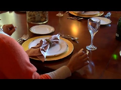 Table Etiquette Scenarios, Manners &amp; Mistakes : Lifestyle &amp; Social Skills