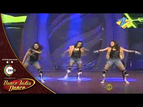 Dance Ke Superstars April 15 '11 - Vrushali, Bhavna & Alisha