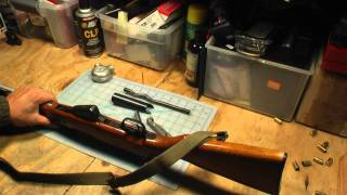 getlinkyoutube.com-Disassembly & Reassembly of a Norinco SKS Rifle (1080p HD)