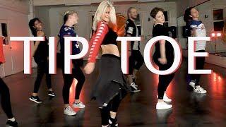 Tip Toe - Jason Derulo | Jasmine Meakin (Mega Jam)