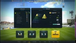 แจกแผน Maneger +แทคติก ดาวทอง A150 ติดTop 4 ระบบเอนจิ้นใหม่# FIFA Online 3 ไอ้สอง