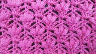 getlinkyoutube.com-Ажурный узор Openwork pattern Crochet