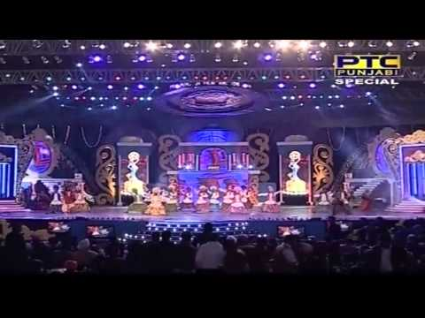 Amrinder Gill Binnu Dhillon Dance Performance PTC HD VipKHAN Co  M
