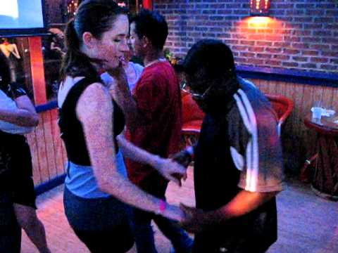 Sexy Bachata dancing with DJ Tadeo's amazing music video's!!! 9/24/10