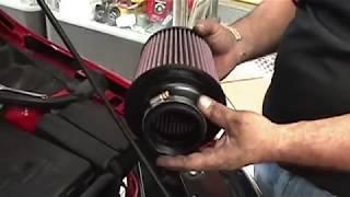 getlinkyoutube.com-Instalación de filtro de aire K&N