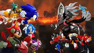 Sonic Forces OST_ Fist Bump (Final Version)