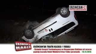Takla Atan Araç Ölüme 1 Metre Kala Durdu