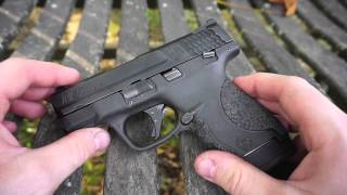 getlinkyoutube.com-Smith and Wesson Shield 9mm Update, Still Better Than Glock 43