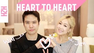 getlinkyoutube.com-Heart To Heart♥ WHY STILL NO BABIES?! We Answer Your Questions! 남편과 함께한 오픈 토크!