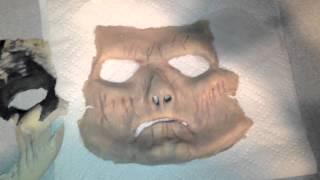 getlinkyoutube.com-Cleaning your foam latex prosthetic