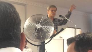 getlinkyoutube.com-Fr Puiu de la Hunedoara la Biserica BETANIA din Augsburg