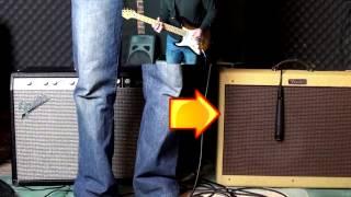 getlinkyoutube.com-Fender Blues Deluxe vs Fender Super-Sonic 60