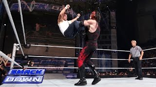 Dean Ambrose vs. Demon Kane: SmackDown