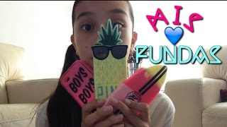 getlinkyoutube.com-Mis fundas y Haul :)