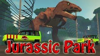 "getlinkyoutube.com-Minecraft Dinosaurs | Jurassic Craft Modded Survival Ep 33! ""EXPLORING NEW LANDS"""