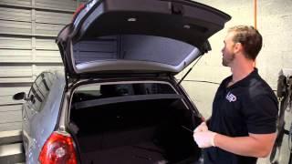 getlinkyoutube.com-VW MKV Golf Automatic Hatch Pop Kit Install DIY  |  USP Motorsports