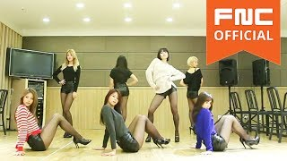 getlinkyoutube.com-AOA - 짧은 치마(Miniskirt) 안무영상(Dance Practice) Full ver.