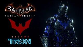 getlinkyoutube.com-SKIN; Batman; Arkham Knight; Tron Beyond 2039