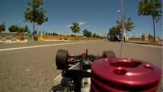 getlinkyoutube.com-Formula 1 RC Kyosho - Planeta DeAgostini 2.005