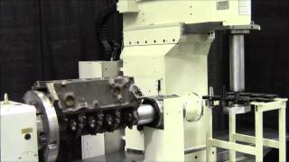 getlinkyoutube.com-Rottler F79A - V8 in 15 Minutes