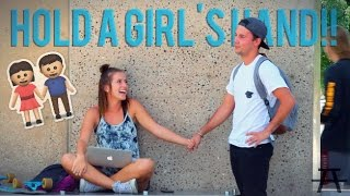 CLEVER WAY TO HOLD ANY GIRL'S HAND 2!