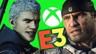 Конференция Microsoft - E3 2018 - HALO 6, Forza Horizon 4, DMC 5, Gears of War 5 и CYBERPUNK 2077