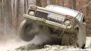 getlinkyoutube.com-Best of Lada Niva 4x4