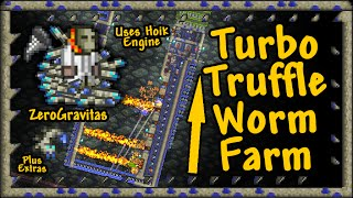 getlinkyoutube.com-Turbo Truffle Worm Farm - Terraria 1.2.4.1 (and 1.3)