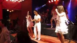 getlinkyoutube.com-Vivir Mi Vida - La Gran Orquesta. Real Círculo de Labradores, Feria de Sevilla 2014.