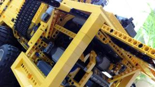 getlinkyoutube.com-Ropa euroTiger V8-4 XL Lego® Technic® Extended Version