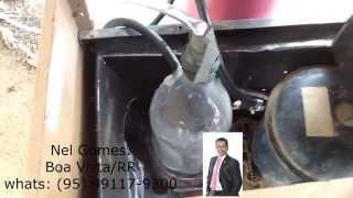 getlinkyoutube.com-Bomba D`agua com motor de geladeira