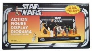 getlinkyoutube.com-Star Wars Action Figure Display Diorama Pride Displays HD Review | FLYGUY