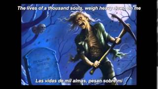 Iron Maiden - The Reincarnation of Benjamin Breeg Sub Esp/Ing