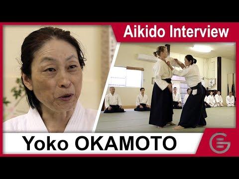 Aikido Interview - Okamoto Yoko, 6th Dan Aikikai