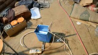 getlinkyoutube.com-تقنية التلحيم بالماء والملح  **** Le soudage avec la technologie de l'eau salée