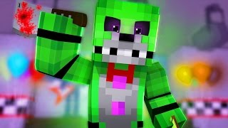 MINECRAFT FIVE NIGHTS AT SCRAPPY'S - THE BEGINNING! (Night 1) | Minecraft Roleplay