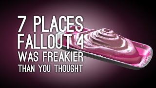getlinkyoutube.com-Fallout 4: 7 Places Where Fallout 4 is Freakier Than You Thought