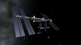 getlinkyoutube.com-ISS crew supply mission 1 / Soyuz launch KSP
