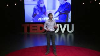 getlinkyoutube.com-This Gel Can Make You Stop Bleeding Instantly | Joe Landolina | TEDxUVU