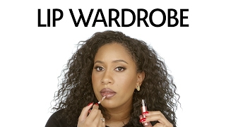 getlinkyoutube.com-Myiesha's Lip Wardrobe | Sephora
