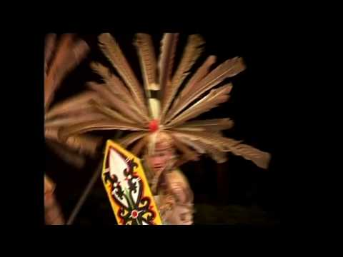 Tari Potoka Ponyang - Kalimantan Tengah