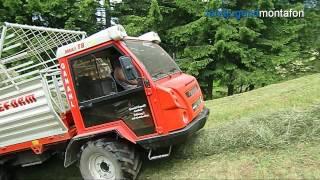 getlinkyoutube.com-PROJEKT 2010: modärni bärgbura/ berg-bauern Reform Traktor