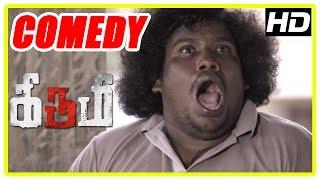 Kirumi Tamil Movie | Comedy scenes | Kathir | Yogi Babu | Charle | Reshmi