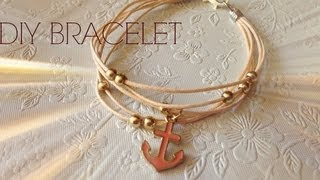 getlinkyoutube.com-DIY:Bracelet (EASY)